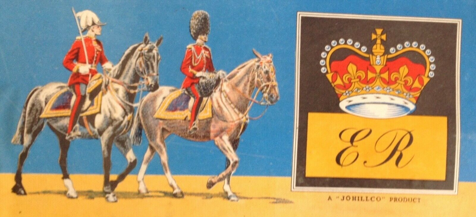 The Cgoldnation Procession 1953   by John Hill & co More than 50 Figures,Superb
