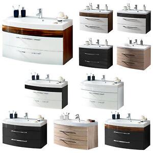 Details zu Waschtisch Unterschrank Waschbecken Badezimmer  Unterbeckenschrank Waschplatz