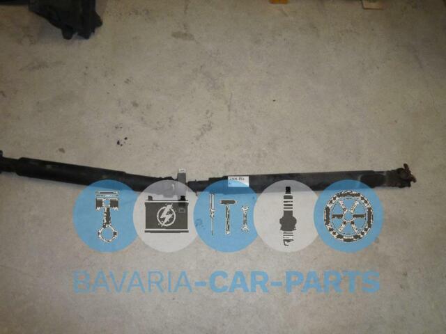 BMW 7506837 E46 316ti Gelenkwelle Schaltgetriebe Kardanwelle Handschalter