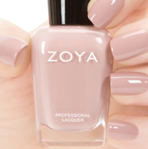 Image Is Loading Zoya Zp706 Rue Boudoir Blush Nail Polish Lacquer