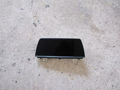 "Bmw 1er F20 F21 Central Information Display Cid 6,5"" Navi Business 9292243"