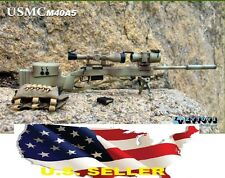 1/6 M40A5 Sniper Rifle 7.62mm USMC Camouflage solider weapon for hot toys BBI US