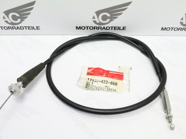 Honda CBX 1000 Gaszug B Schließer throttle cable B handlebar Genuine original