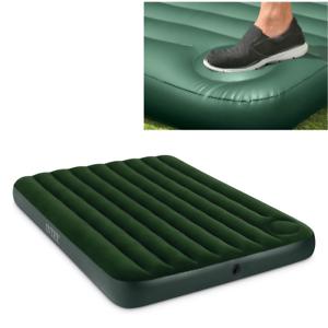 Waterproof Air Mattress With Built-In Foot Pump Queen Size ...