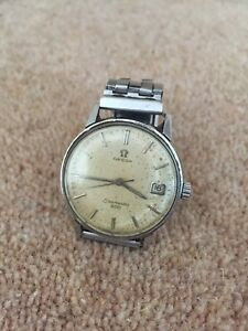 Vintage-Omega-Seamaster-600-Watch-Spares-And-Repairs