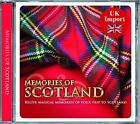 Memories Of Scotland von Various Artists (2014)