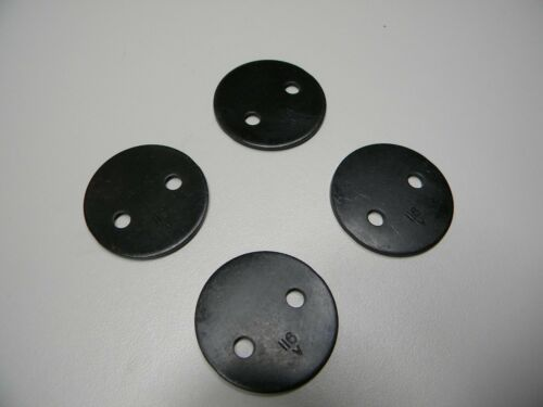 Holley QFT AED CCS 1009-116 1-1//2 Throttle Plate #116 1.4980 x .090