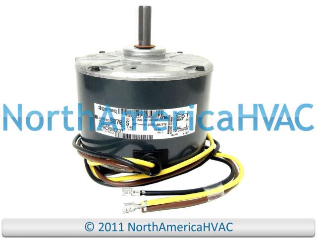 GE Genteq Condenser FAN MOTOR 1/4 HP 208-230v 5KCP39EGS070S