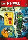 LEGO Ninjago the Hour of Ghosts: Activity Book with Minifigure by Egmont UK Ltd (Paperback, 2015)