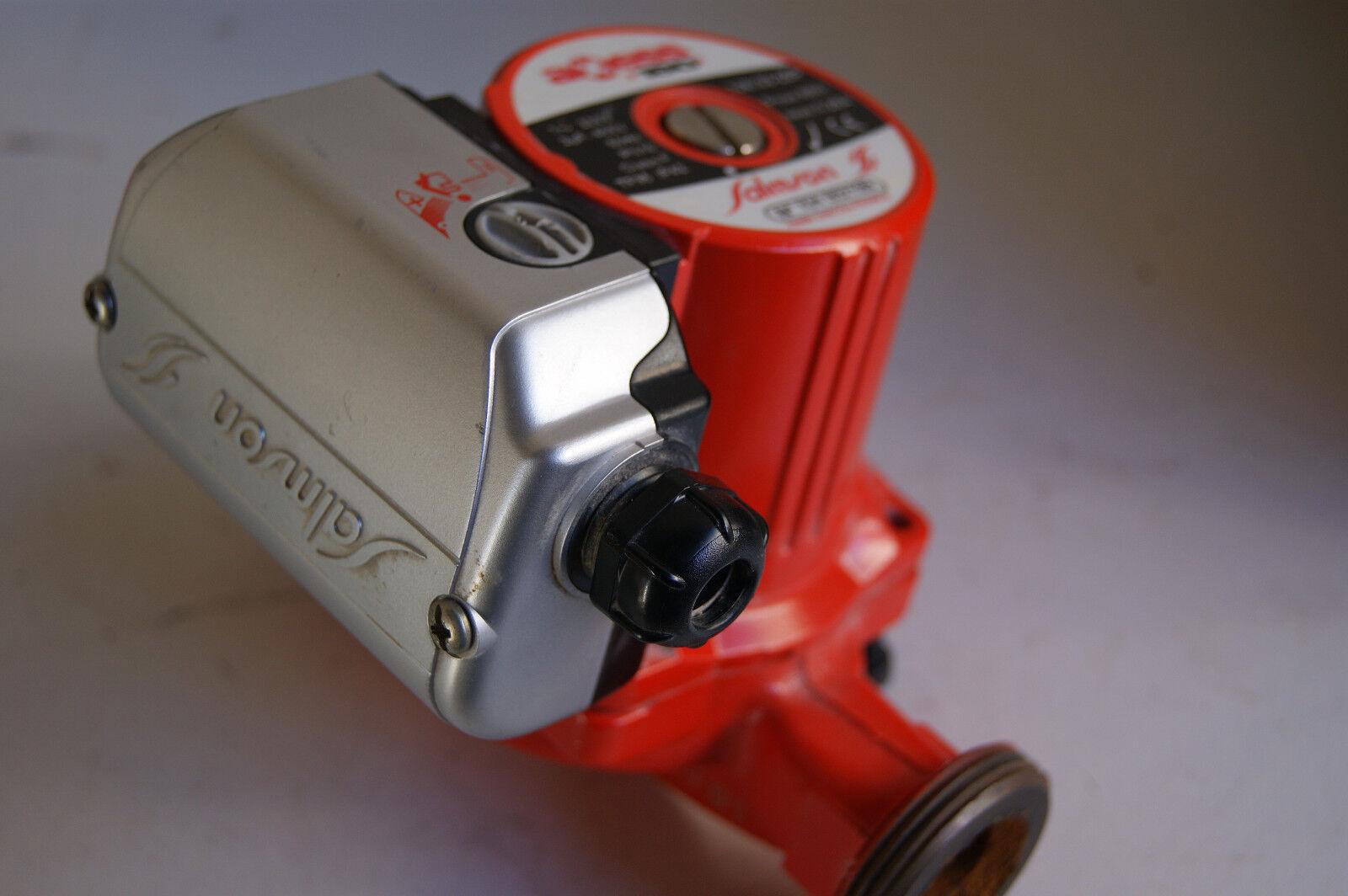 Pompe de chaudiere circulateur SALMSON axess NXi33--25P  Occasion garantie (22)