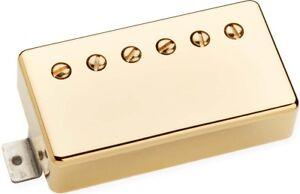 Benedetto A-6 Alnico 5 firma Con Arco/Jazz Humbucker Pickup per chitarra, Oro, Nuovo