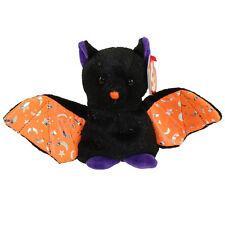 TY Beanie Baby - SCAREM the Halloween Bat (5 inch) - MWMTs Stuffed Animal Toy