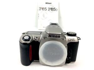 nikon n65 film slr camera body manual tested working ebay rh ebay com nikon n65 manual download nikon n65 manual español