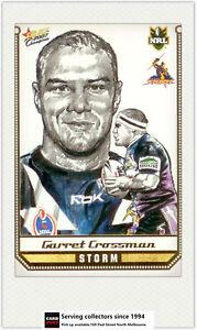 2007-Select-NRL-Champions-Sketch-Card-SK14-Garrett-Crossman-Storm