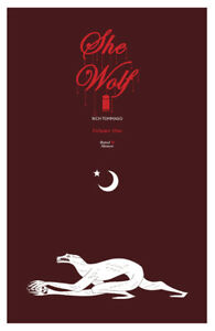 She-Wolf-Volume-1-GN-Rich-Tommaso-Image-Werewolf-Horror-TPB-OOP-New-NM