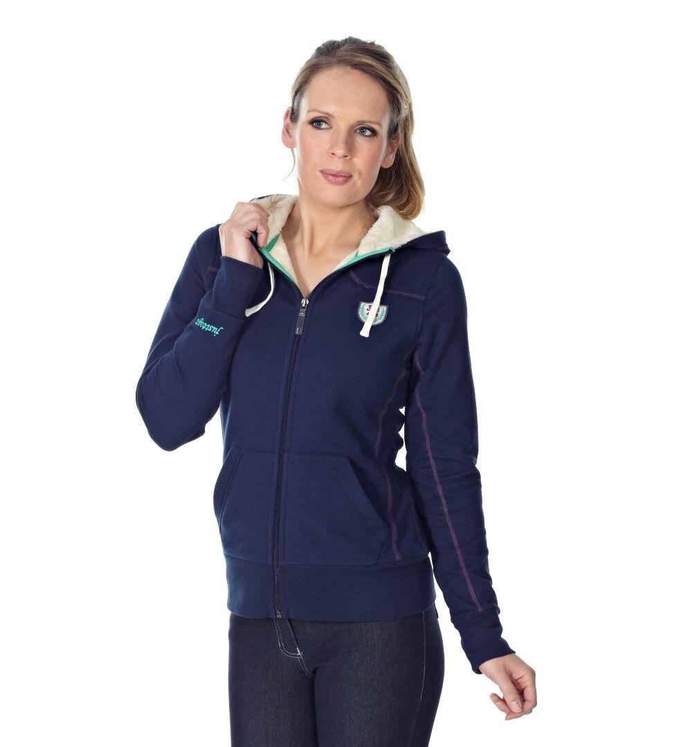 Just Togs Ladies Daphne Hoody Top Jumper, Sweatshirt,  (381)  welcome to order