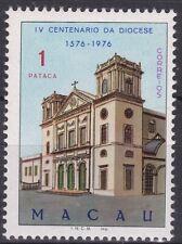 Portugal Macau Macau - 1976 - 4º Centenário da Diocese de Macau - MNH