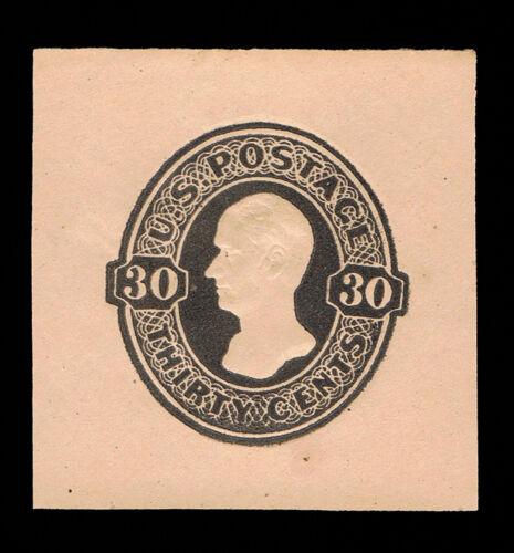 Mint Cut Auf Oriental Buffplimpton 1881 Genuine Square Schwarz Large