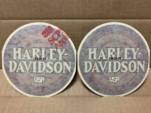 Harley-Davidson-Fuel-Tank-Decal-FLHTCU-Pair-14438-95