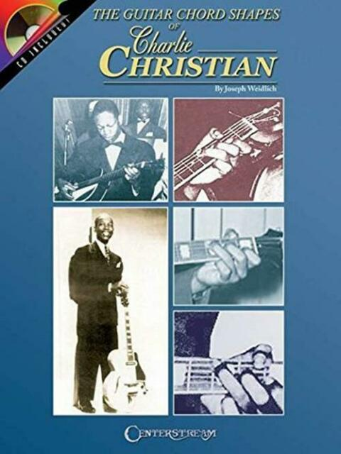 The Guitar Chord Shapes Of Charlie Christian (Book & CD)