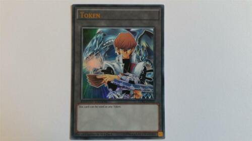 """1 Ultra Rare Edition! Near Mint YUGIOH! /""""Token/"""" LDK2-ENT02"""