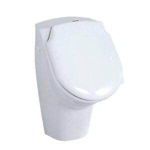 urinal rocky urinal becken urinal mit deckel urinal weiss ebay. Black Bedroom Furniture Sets. Home Design Ideas