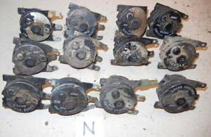 Most 1960's BSA Triumph Norton Lucas 49072 + ground rectifiers USED QTY=12 - N