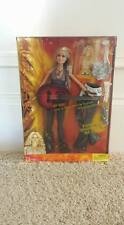 Singer Shakira (The Voice) doll with guitar & accessories by Mattel 2003