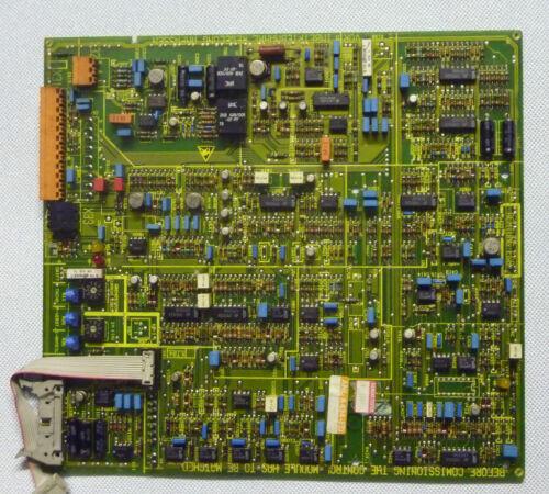 Siemens 6rb2000-0nf01 carte de commande pour Siemens Simoreg DC Drive