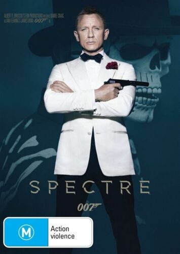 1 of 1 - Spectre (DVD, 2016)