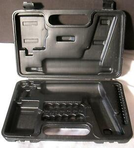 Archer-Rechargeable-Cordless-Screwdriver-Socket-Set-Tool-Box-Tandy-Toolbox-Case