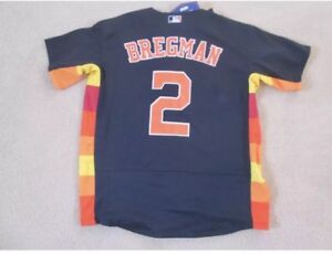 51234da10 Image is loading Alex-Bregman-Houston-Astros-Majestic-Cool-Base-Jersey-
