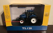UNIVERSAL HOBBIES NEW HOLLAND T5.120 1/32 SCALE TRACTOR 4957 **NEW MODEL**