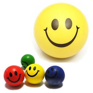 4x-Stressball-Anti-Stress-Ball-Knautschball-Antistressball-Entspannungsball-H-G0