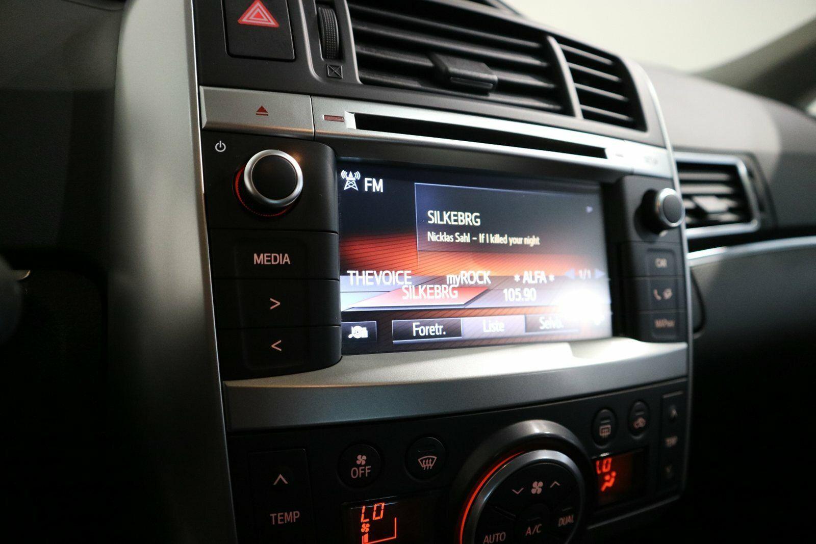 Toyota Verso 1,6 D-4D T2 Touch 7prs - billede 9