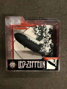 McFARLANE-DEL-ZEPPELIN-3D-Album-Cover-Poster-Wall-Art-POP-CULTURE-ROCK-Neuf