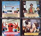4 CD ORIGINALI: JAMES BOND THEMES, CRIME FIGHTER THEMES, LOVE THEMES, WESTERN