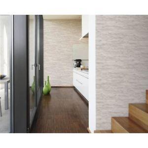 AS-Creation-Mur-De-Briques-motif-texture-Faux-Effet-Pierre-Rouleau-Papier-peint