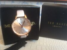 1c502e0ed116b item 5 Ted Baker Kate Watch Pink Leather Strap New In Box -Ted Baker Kate  Watch Pink Leather Strap New In Box