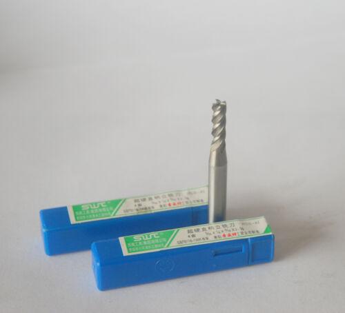 "5Pcs 4 Flute 3//16/"" HSS Aluminium End Mill Cutter CNC Bit 3//16/""x1//4/""x9//16/""x2-3//8/"""