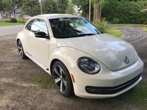 Volkswagen Beetle Sportline 2012