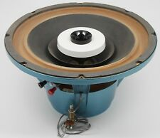 "Vintage 1960s UTAH 12"" Coaxial 2-Way Speaker Driver Woofer w/ Frequency Control"