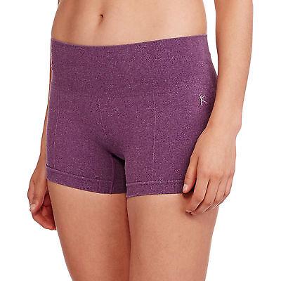 4 X Danskin Now Women/'s Seamless Performance Workout Sports  Shorts Underwear