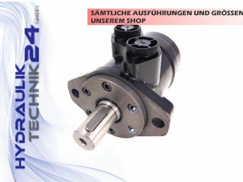 ölmotor; gerollermotor or 125 Hydraulikmotor