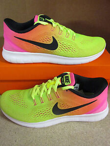 Nike-RN-OC-Hombre-Para-Correr-Entrenadores-Free-844629-999-Tenis-Zapatos