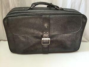 Image Is Loading Samsonite Silhouette Ii Vintage Carry On Luggage Overnight