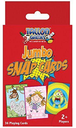 70179 Tallon jumbo snap cards