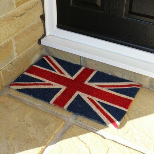 UNION JACK COIR DOORMAT BRITISH FLAG