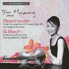 Bin Huang spielt Beethoven und Bach von Trenti,Huang,Orch.Fil.Giovanile di Genova (2013)