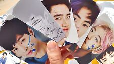 EXO PHOTO CARD #69 - 2016 SEASON'S GREETING CALENDAR GLOBAL ver.- lotto